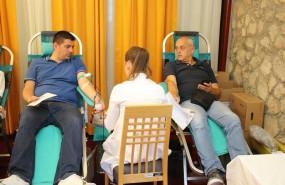 Darivatelji krvi na Ramskome jezeru