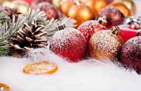 Božićno-novogodišnja čestitka