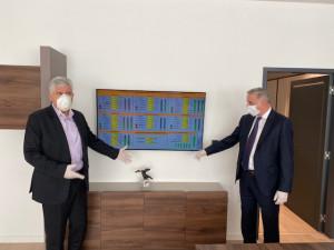 Predsjednik Čović s Upravom EPHZHB-a