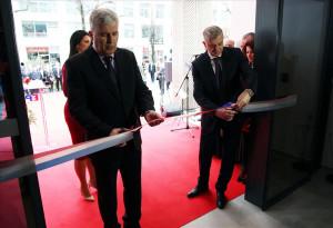 Otvorena nova poslovna zgrada EPHZHB-a u Mostaru