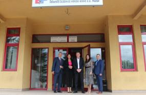 Radni posjet Središnjoj Bosni
