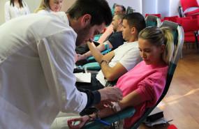 Na trećoj akciji darivanja krvi 110 darivatelja