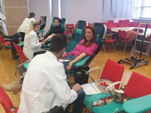 Prva akcija darivanja krvi u 2020. godini